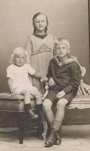 Agnes, Poul og Jens