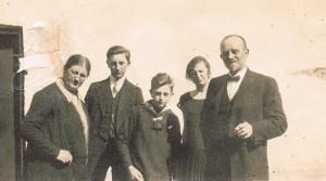 Album Farfar og farmor med børn