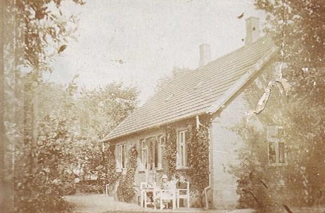 Album Hovvejgård - stuehus