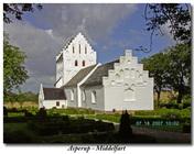 Asperup Kirke ved Middelfart