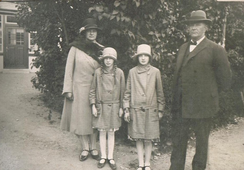 Familien Knudsen