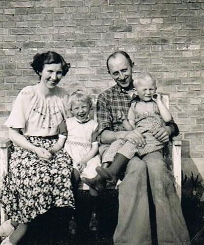 Familien Kristensen