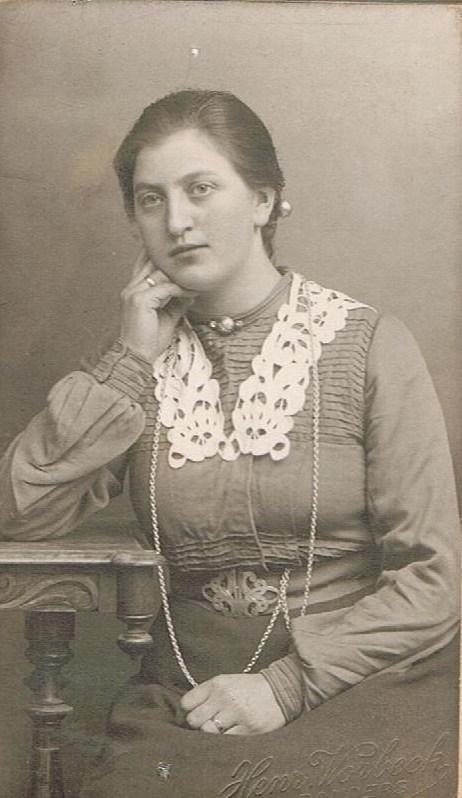 Farmor ca 1900
