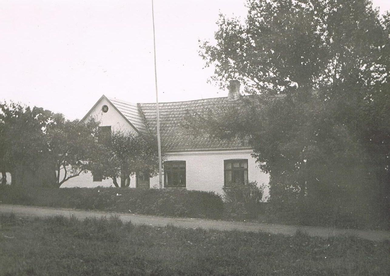 Huset i Rugtved
