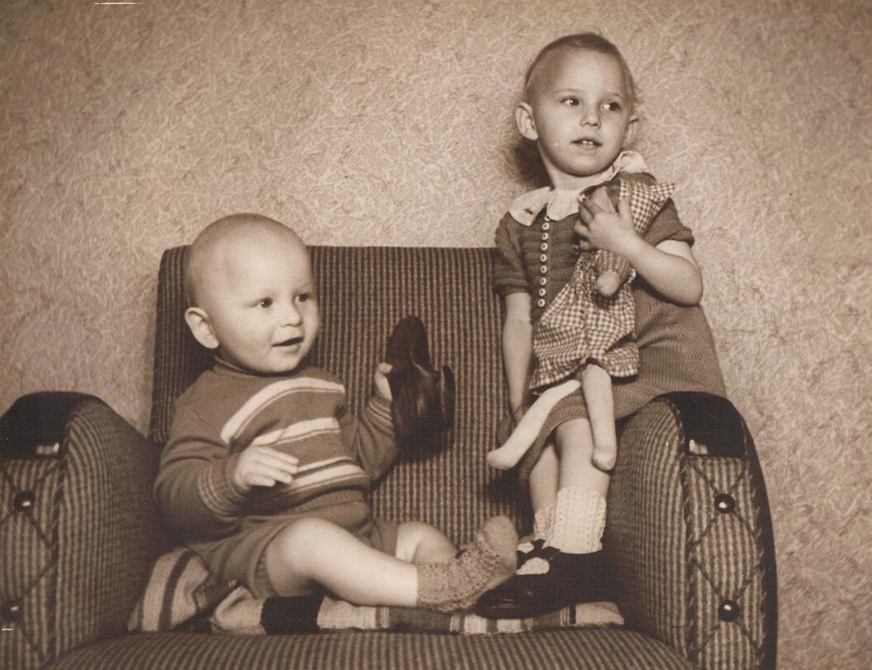 Kamma og Svend