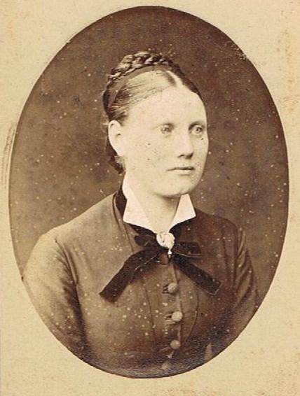 Kammas mormors mor Ane Kirstine Knudsen