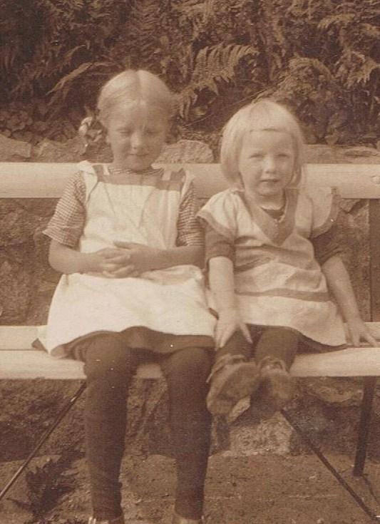 Karen og Ane Kirstine