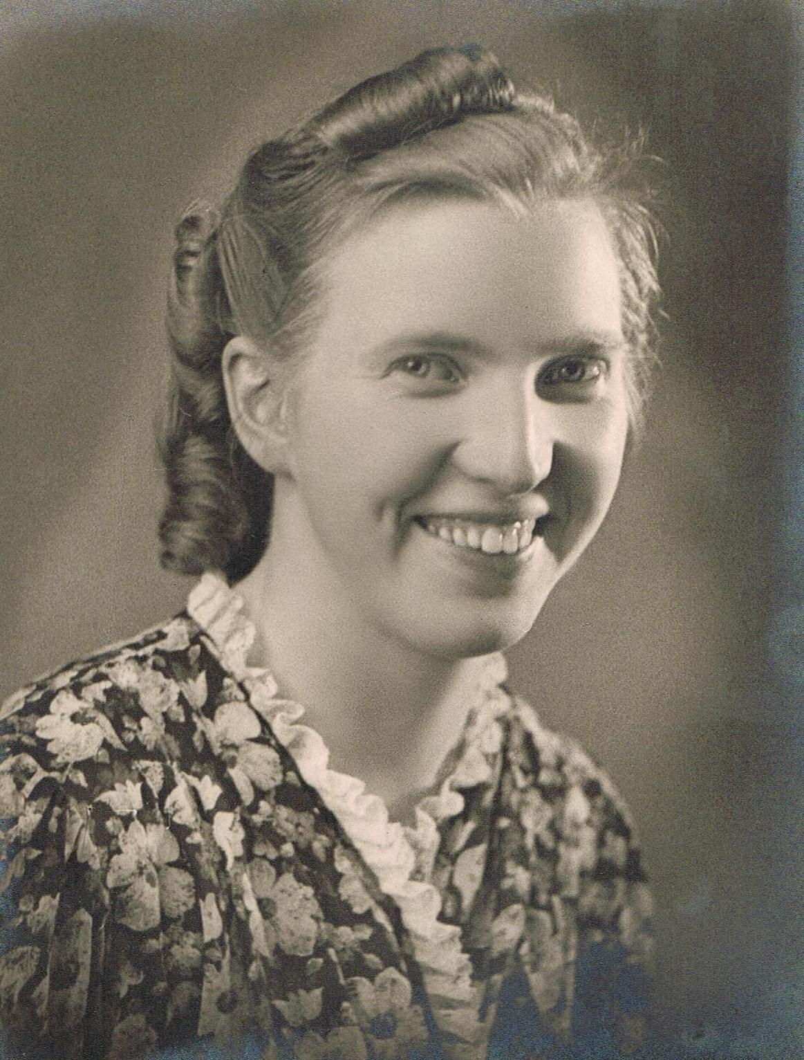 Mor Karen Kristensen f Knudsen