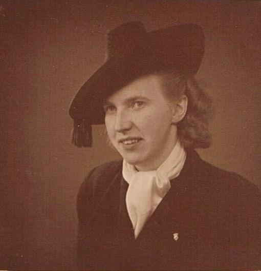 Mor med hat