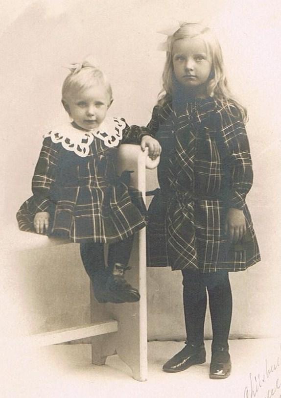 Mor og Ane Kirstine