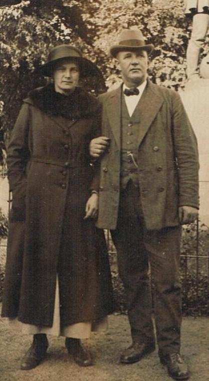 Mormor og morfar