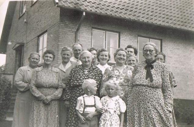 Mormors 80 års fødselsdag