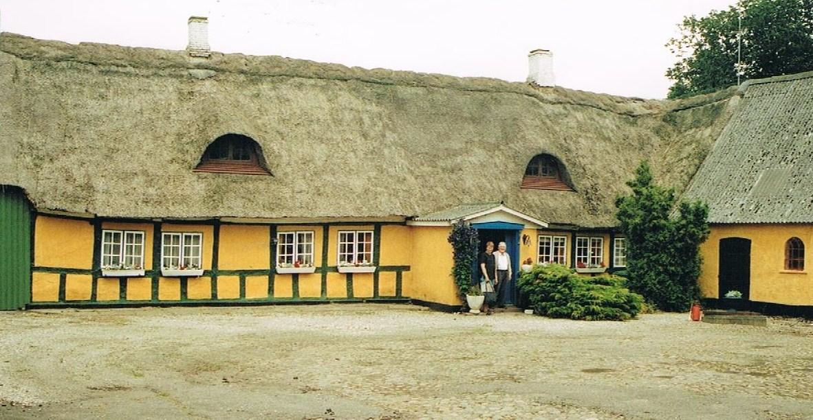 Den gamle gård i Bubel