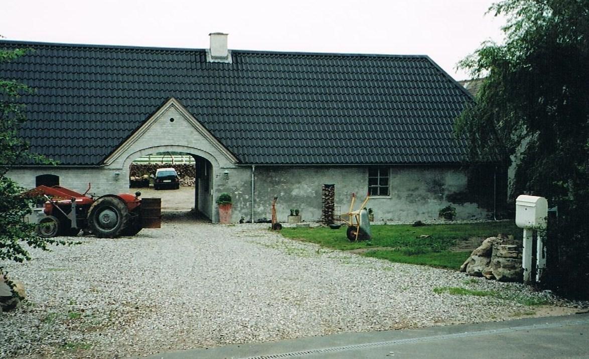 Gården i Kustrup