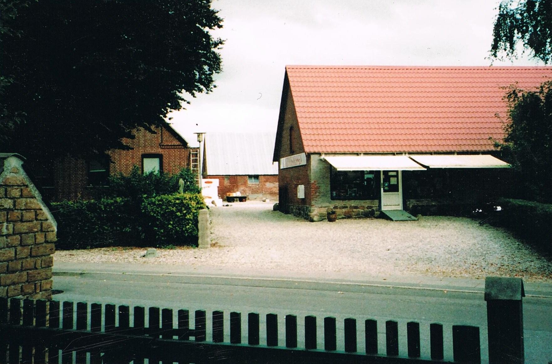 Hus i Lime