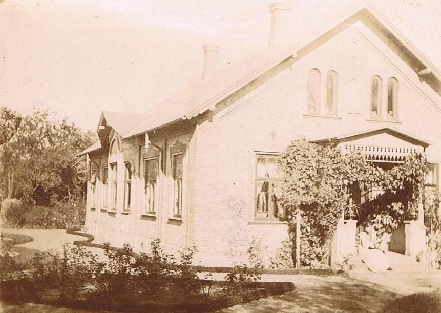 Huset i Bubel