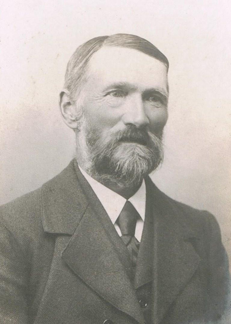 Kammas morfars far - Rasmus Knudsen