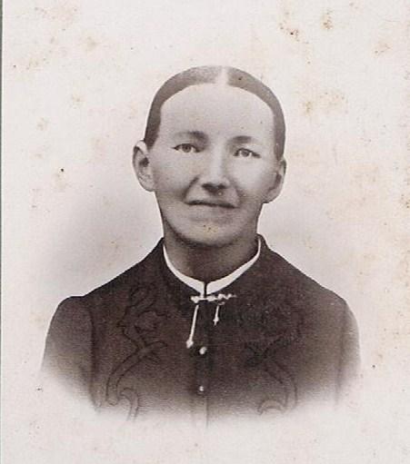 Karen Knudsen - mors farmor