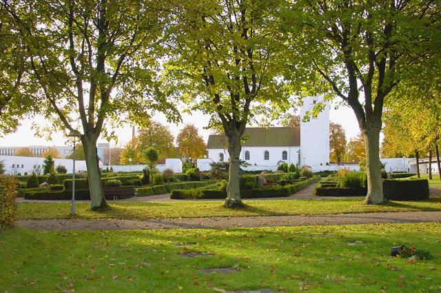 Vejlby kirkegård