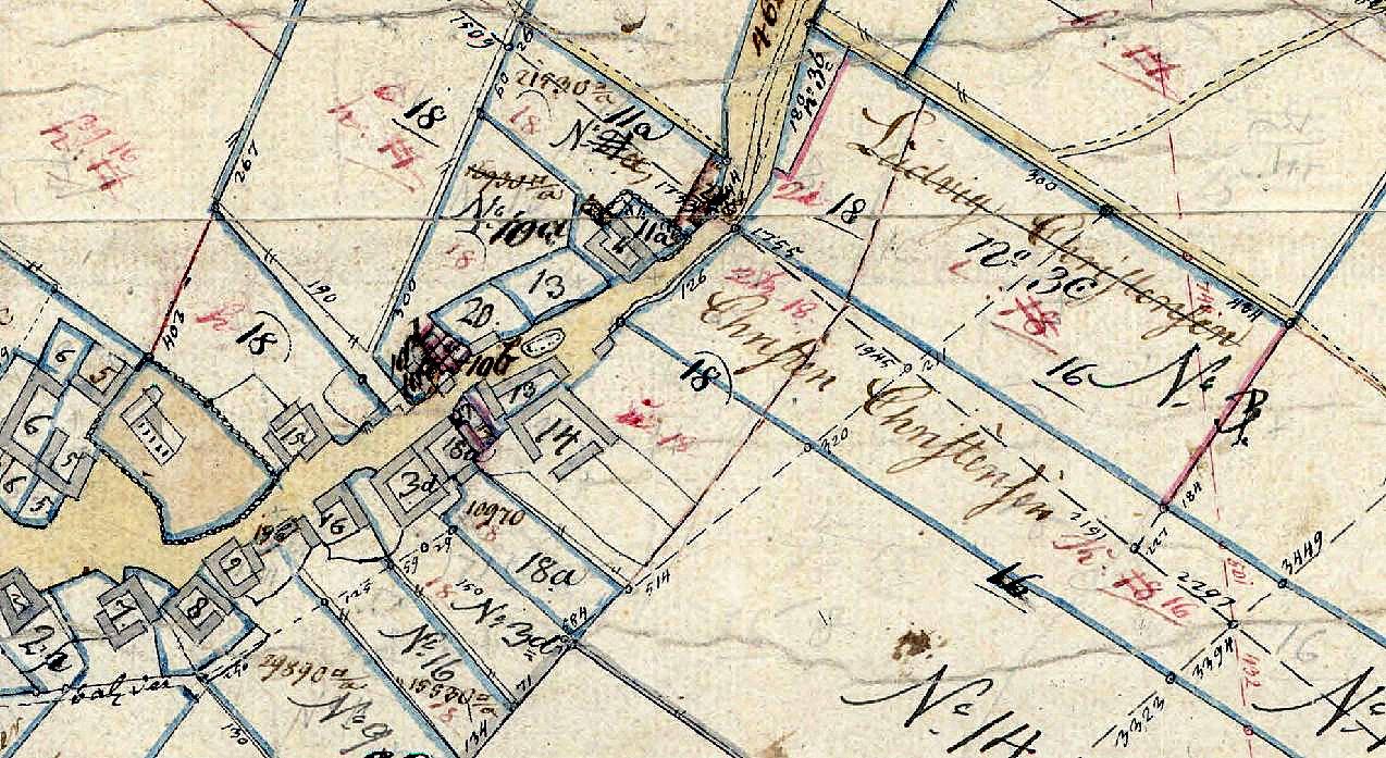 lime matr. kort 1814-1864